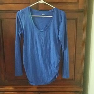 Old Navy maternity size M long sleeve shirt